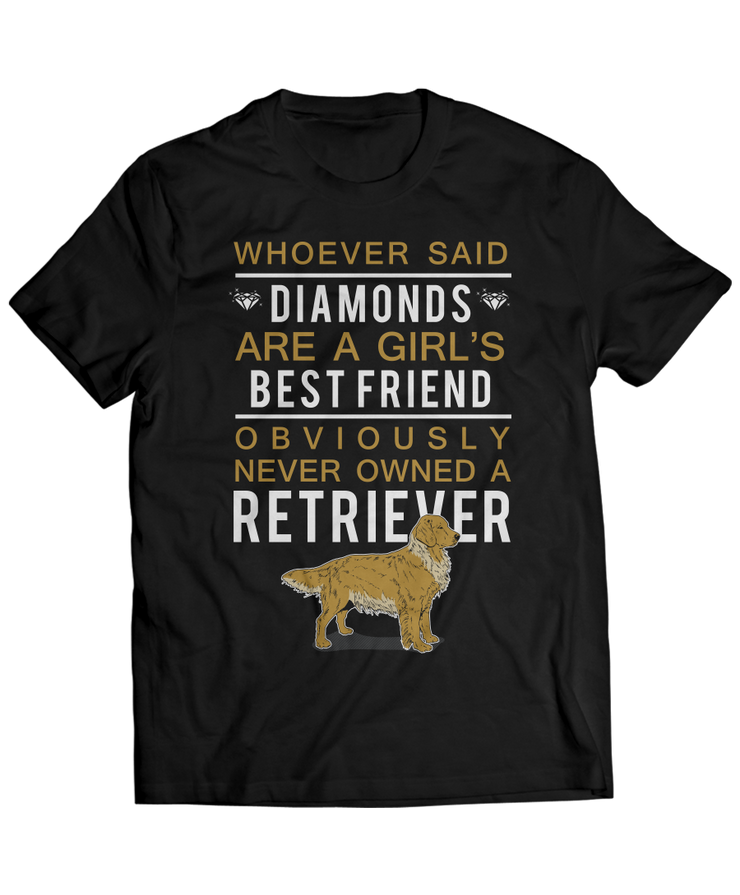 Retrievers Are Forever