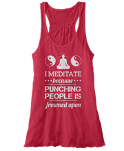To Meditate Or Punch