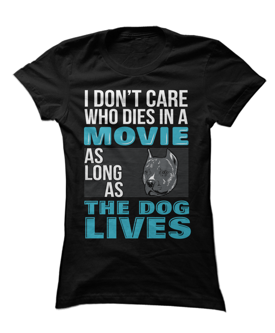 Pitbull - Don't Care Who Dies in Movie, The Dog Lives