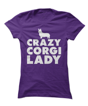 Crazy Corgi Lady