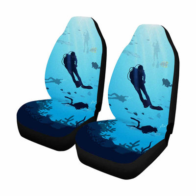 Scuba Car-Seat Covers (Set of 2)