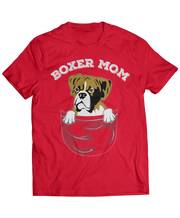 Pocket Of Boxer