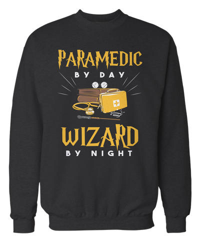 Paramedic by Day, Wizard by Night
