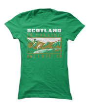 Wanderlusting for Scotland