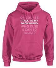 Dachshund Talk