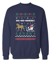 Horses - Ho Ho Horse - Ugly Christmas Sweater