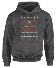 All I Want Is To Pet My Golden Retriever -  Ugly Christmas Sweater