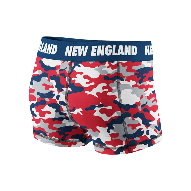 New England Camo Classic Fitness Shorts
