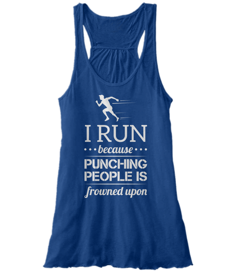To Run Or Punch