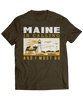 Wanderlusting for Maine