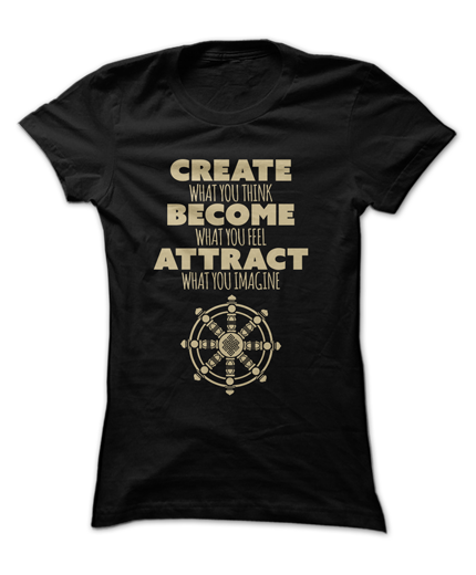 Create. Become. Attract.