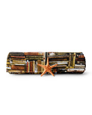 Old Books Beach Towel