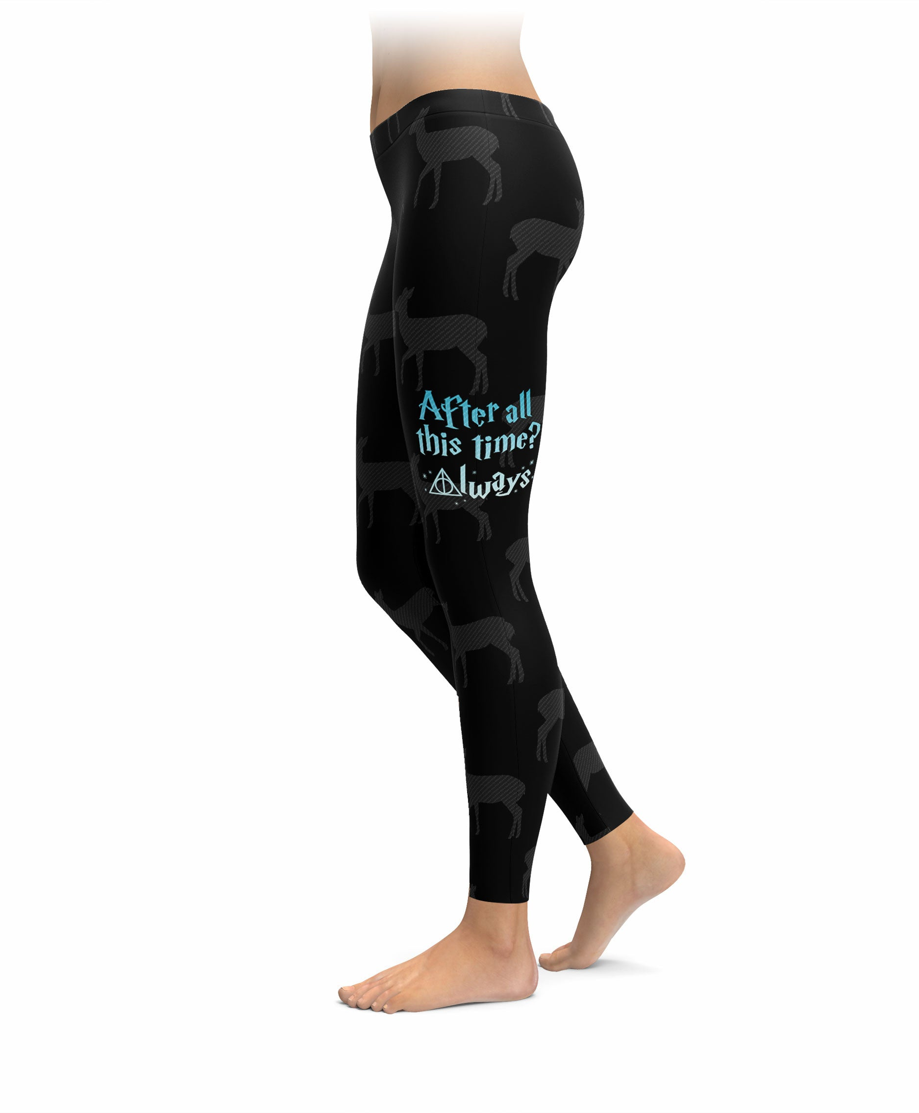 """After All This Time? Always"" Leggings"