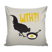 Chicken & Rooster Throw Pillows