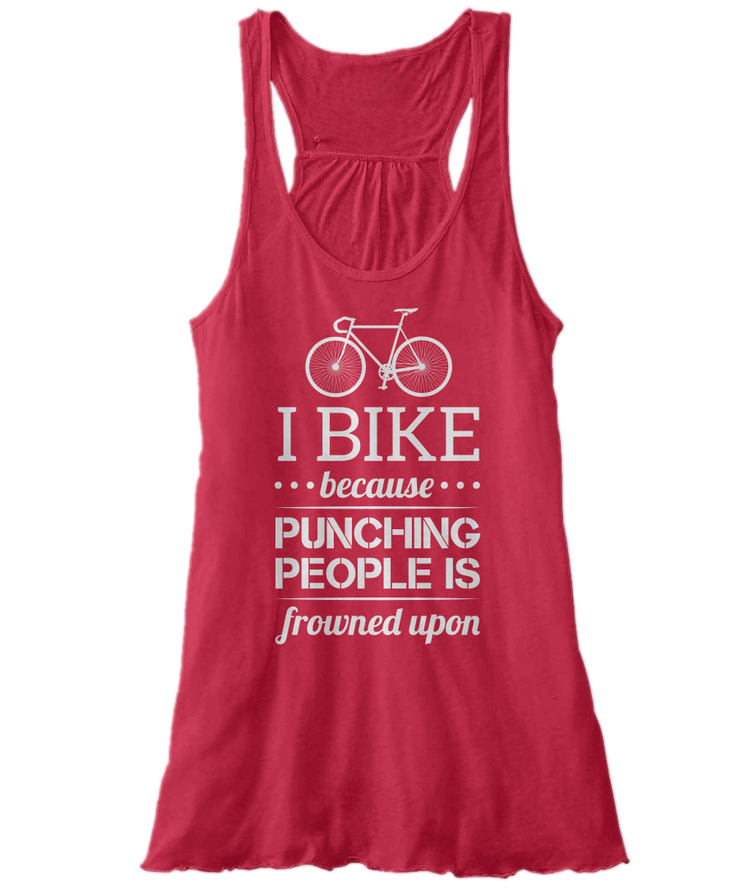 To Bike Or Punch