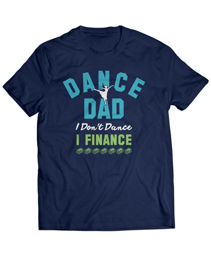 Dance Dad's Don't Dance