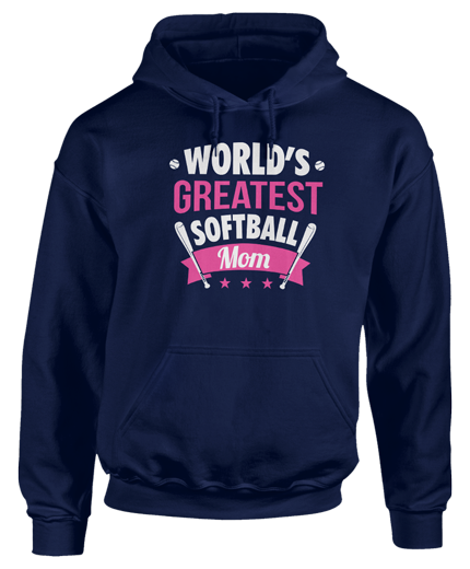 World's Greatest Softball Mom