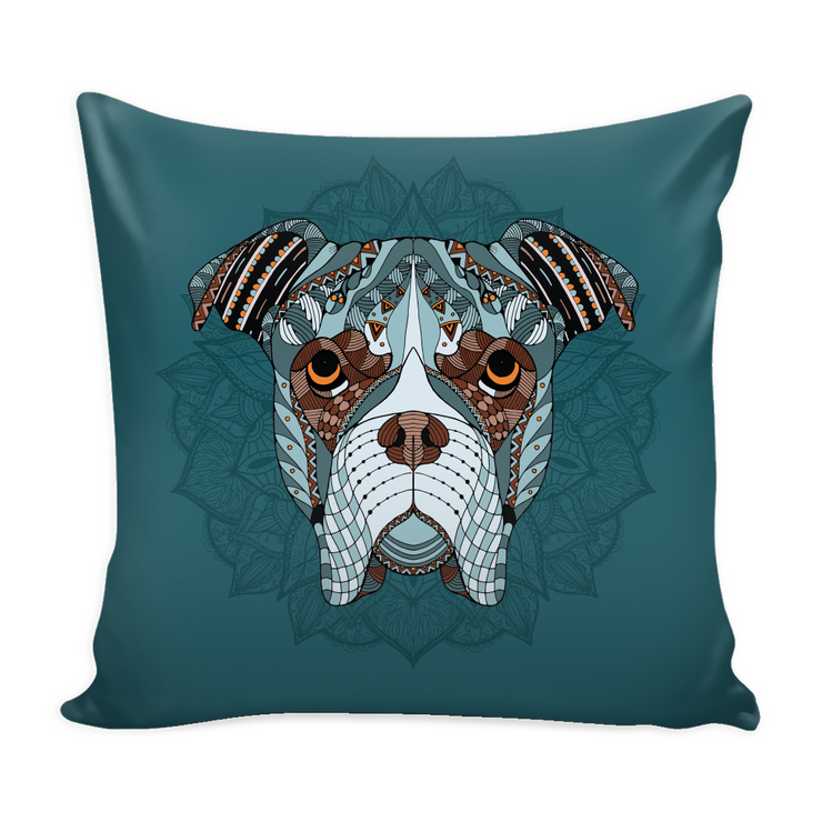 Boxer Throw Pillows