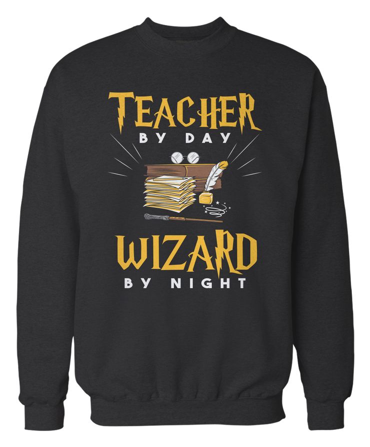 Teacher by Day, Wizard by Night