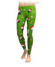 Bah Humpug Leggings