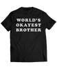 World's Okayest Brother - Funny Family