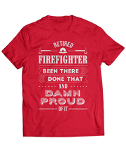 Proud Firefighter