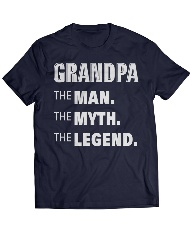 Grandpa - Man Myth Legend