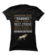 German Shepherds Are Forever