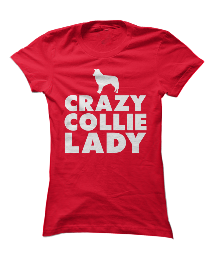 Crazy Collie Lady