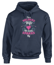 I'm A Welder's Wife - Cute Funny