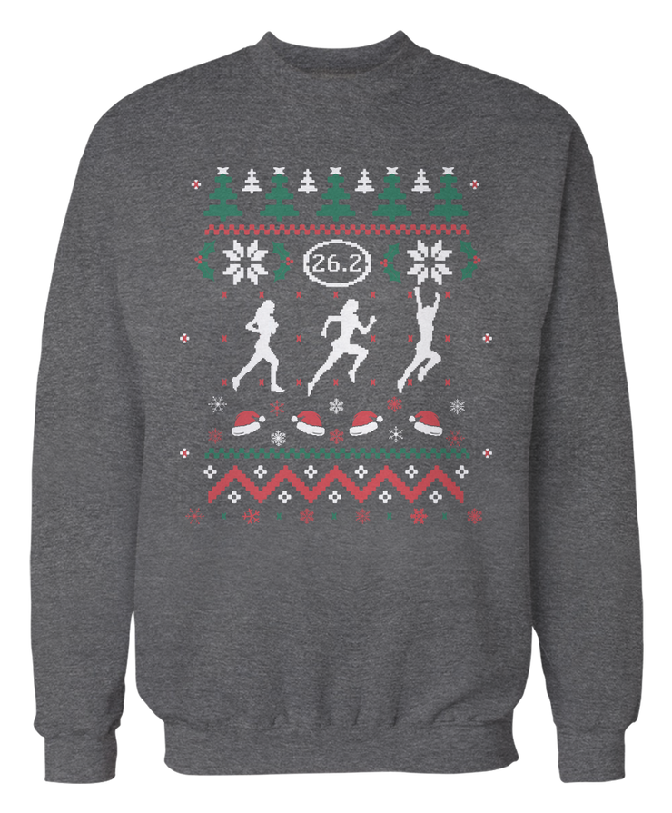Marathon - Ugly Christmas Sweater