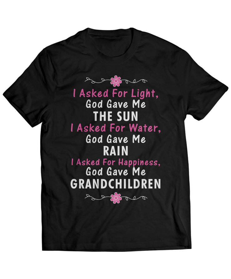 Grandchildren Are A Blessing