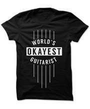 World's Okayest Guitarist