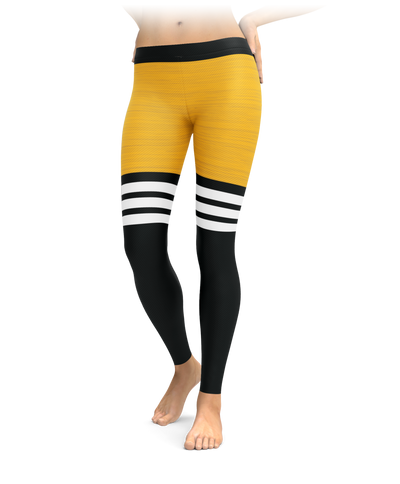 Pittsburgh Thigh High Leggings