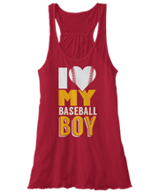 My Baseball Boy!