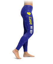Basketball Mom Leggings