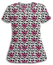 Dachshund Lover Scrub Top