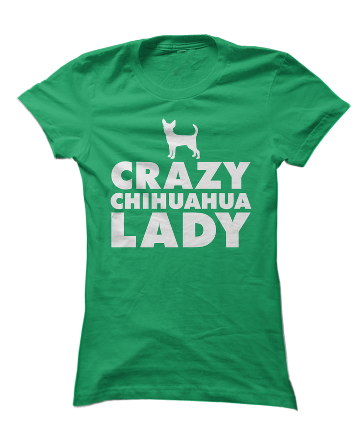 Crazy Chihuahua Lady