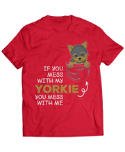 Pocket Of Yorkie