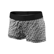 Elephant Print Fitness Shorts