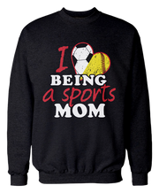 The Soccer/Softball Sports Mom Tee