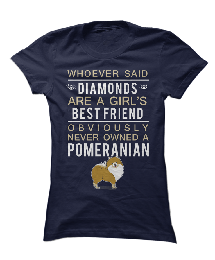 Pomeranians Are Forever
