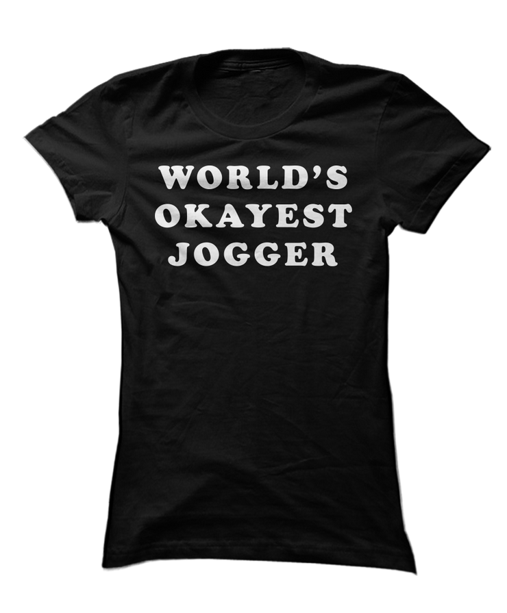 World's Okayest Jogger - Funny Exercise
