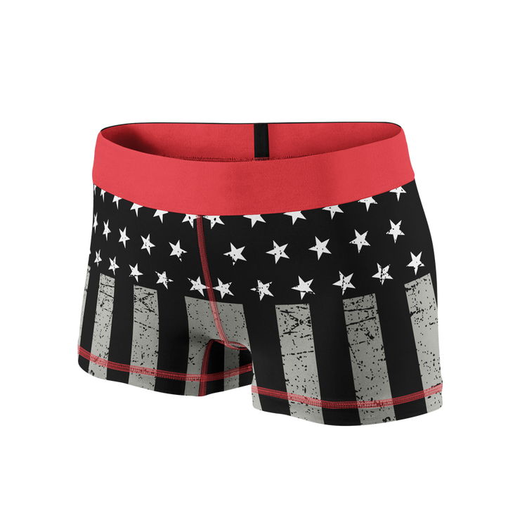 Thin Red Line Fitness Shorts