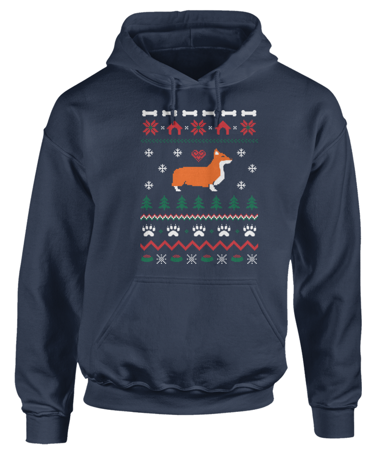 Corgi Dog - Ugly Christmas Sweater