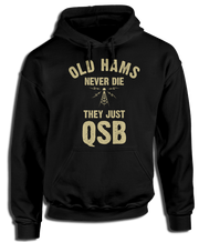 Old Hams Never Die - They Just QSB