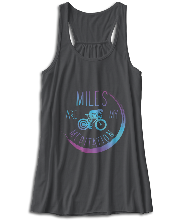 Miles Are My Meditation