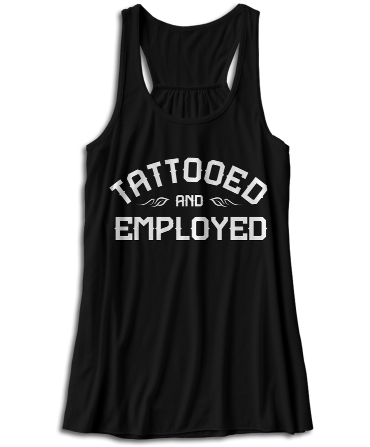 Tattooed & Employed