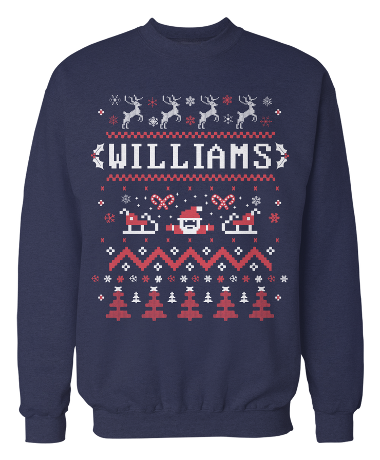 Ugly Williams Sweater