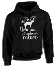 Crazy German Shepherd Mom